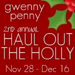 Haul Out the Holly,Gwenny Penny,Christmas tutorials