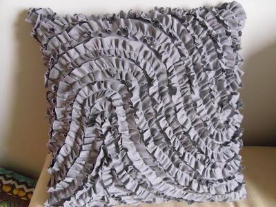 ruffle, fabric, texture