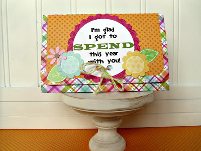 Personalized Teacher Gifts: Coin Purse with Wrap Card by Ameroonie Designs featured by top US sewing blog, Ameroonie Designs