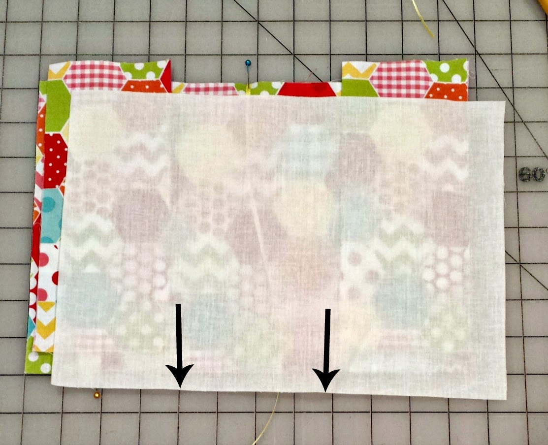 How to Cover a Book with Fabric tutorial featured by top US craft blog, Ameroonie Designs